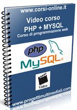 corso online php mysql