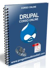corso online drupal