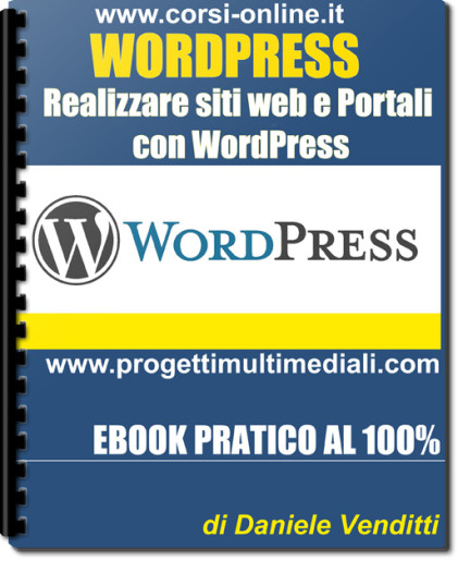 Libro Ebook WordPress