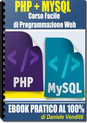 Ebook PhP MySqL – Programmazione web