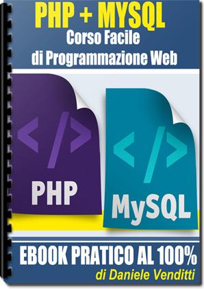 Ebook PhP MySqL - programmazione web