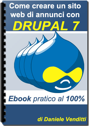 Libro Ebook Drupal in PDF