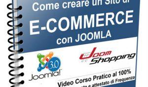 Corso JOOMLA Ecommerce – Lezioni Video online ▼