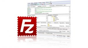 FileZilla FTP ▼