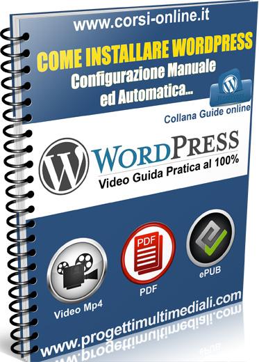 Guida WordPress – Installazione