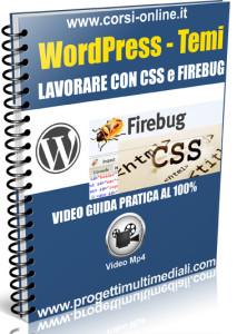 Video Guida: Come modificare un Tema WordPress con Firebug
