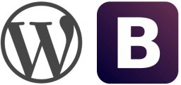 bootstrap wordpress