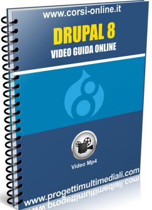 Corso Drupal 8 – Video guida online
