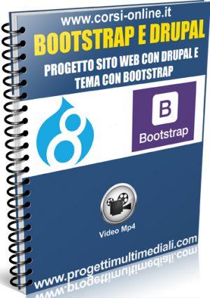 Creare un sito web con Tema Bootstrap e Drupal