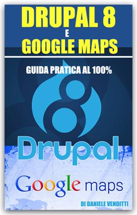 Google Maps per Drupal 8