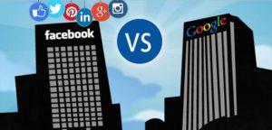 Sito web e social network a confronto